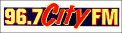 City FM sticker