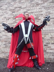 SPAWN UNMASKED (THESMOKE007) Tags: eric smoke spawn moran thesmoke the spawncosplay togetherbrothersproductions