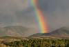 I Found Somewhere... (Amy Hudechek Photography) Tags: storm rain utah rainbow hwy70 interstate70 highway70 happyphotographer mygearandme mygearandmepremium mygearandmebronze amyhudechek