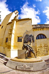 Cordoue - Crdoba 304 - Basilica Parroquia de San Pedro (paspog) Tags: spain basilica andalucia andalusia crdoba espagne sanpedro spanien andalousie basilique cordoue basilicaparroquiadesanpedro