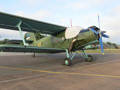 40 RIAT Fairford 20 July 2013 (ACW367) Tags: 40 an2 fairford riat antonov estonianairforce