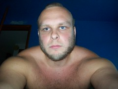 100_1025 (dabigcunic) Tags: shirtless muscles shirt big cut muscle muscular beefy vest shoulders bodybuilder selfie sleeveless stocky tumblr