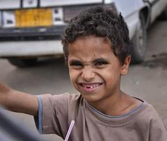 Boy in Sana'a, Yemen (Rod Waddington) Tags: boy portrait east yemen sanaa middle