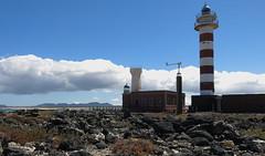 Fuerteventura (Rachael Else) Tags: lighthouse spain fuerteventura canarias espana canaryislands elcotillo farodeltoston