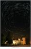Neogotycki pałac Kurnatowskich (5D313242) (nandOOnline) Tags: nacht gothic polen avond ursamajor donker paleis nachtfotografie ster sterren startrail wielkopolska grotebeer sterrenbeeld neogothisch sterrensporen grootpolen kurnatowskich goscieszyn gościeszyn