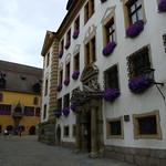 View on UNESCO World Heritage Site Regensburg