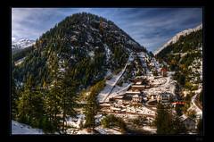 Dig it (Kemoauc) Tags: schnee italy mountain snow alps museum nikon alpen hdr sdtirol topaz schneeberg photomatix erlebniswelt ridnaun ridanna d300s bergwerkmuseum kemoauc