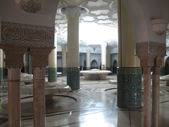 Hassan II Mosque (Tania.Paz) Tags: mosque morocco casablanca marruecos marroc islamic arabicarchitecture arabesqueart المغرب‎maghreb