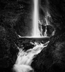 Achtriochtan falls (Roksoff) Tags: autumn river scotland waterfall highlands nikon long exposure argyll cottage scottish calm na glencoe 24mm mor buachaille nam etive lochaber lochan d600 stob beith coire locan achtriochtan coupall hachlais