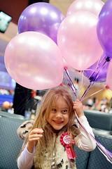Anika's 6th birthday celebration (Naryamie) Tags: birthday friends girl balloons happy child daughter