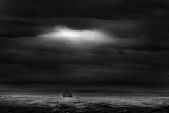 Lonely (H.B. Mejia) Tags: blackandwhite canada beautiful spectacular artistic alberta stunning lonely blackandwhitephotography dramaticskies southernalberta dramaticweather stunningphotography spectacularphotography