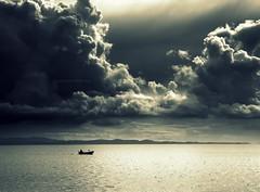 landscape (asunsal) Tags: sky cloud clouds landscape boat interestingness amazing interesting seasky