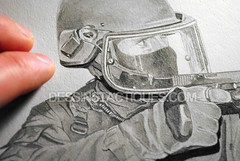 DessinsTactiques - Dessin Original Police Binme d'Assaut du RAID / FIPN (Part IV) (DessinsTactiques.com) Tags: illustration pencil radio design drawing police dessin grenades cop pistol laser crayon raid dibujo polizei policia nra commando 9mm specialforces croquis zeichnung chasuble policier dessiner graphisme cagoule pistolet menottes cartouches constraste 9x19 glock17 graphitepencils policenationale crayonn giletpareballes specialunit dragonne formata3 forcesspciales casquelourd raidpolice militarydrawing androart frenchswat fipn lampetactique davidandro casqueantibruit dessinmilitaire crayonsgris gantstactiques visirebalistique streamlightm6 frenchsek dessinstactiques dessinoriginal raidgipnbribac groupesdintervention dessinforcesspciales dessinerunpolicier raidgign policedrawing dessinraid pochestactiques raidpatch dessinunpolicierduraid polizeizeichnung