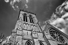 St. Mathias Church, Richmond, England (Photos By Clark) Tags: england europe unitedkingdom canon20d places location richmond where printed locale print200905