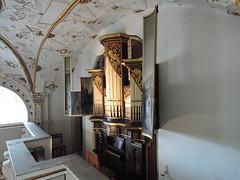 Schmalkalden, Schloss Wilhelmsburg (heinrekr) Tags: organ orgel