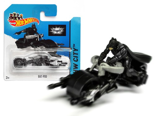 HotWheels - Bat-Pod