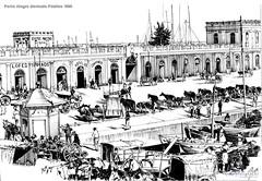 Porto Alegre Mercado Público 1890