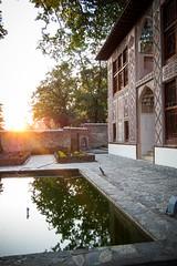 Khan's Palace, Sheki (robseye76) Tags: trip holiday azerbaijan palace wakacje sheki khans azerbejdżan şəki szeki khanspalacesheki