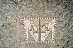 WO in BERLIN? (streamer020nl) Tags: berlin analog germany deutschland nikon mosaic mosaics question 2008 allemagne duitsland berlijn mosaik mozaiek guesswhereberlin may2008 whereinberlin woinberlin