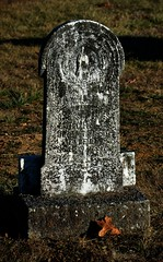 Tombstone (Adventurer Dustin Holmes) Tags: grave graveyard graveyards tombstone graves tombstones crossroadscemetery crossroadscemeterywentzville crossroadscemeterymissouri
