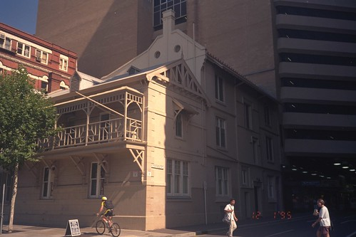 Queen Adelaide Club, 1995
