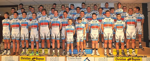 Cycling Team Keukens Buysse (45)