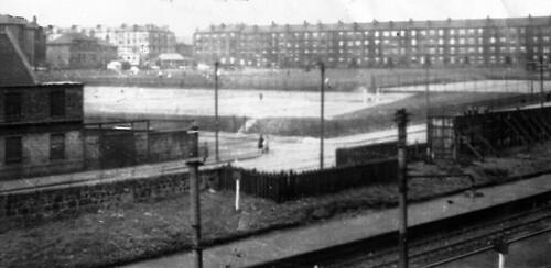 Bellfield Street looking North 1950s