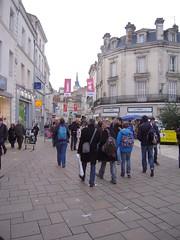 RUE HERGE (marsupilami92) Tags: frankreich fibd france sudouest poitoucharentes 16 festival charente bd angoulême bandedessinée hergé