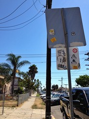 015 (ube1kenobi) Tags: streetart art graffiti stickers urbanart stickertag ube sanfranciscograffiti slaptag newyorkgraffiti losangelesgraffiti sandiegograffiti customsticker ubeone ubewan ubewankenobi ubesticker ubeclothing