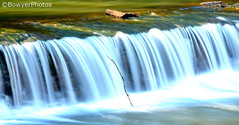 River Frome Weir (Alex_Bowyer) Tags: longexposure water waterfall branch stick flowing weir smoothed