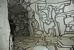 10 - Centre Pompidou Muse National d'Art Moderne Jean Dubeuffet Le Jardin d'hiver (melina1965) Tags: paris nikon ledefrance drawing dessin february 75004 dessins beaubourg centregeorgespompidou fvrier 2014 d80 centrebeaubourg centrenation