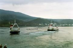 CalMac MV Loch Fyne & Dunvegan Kyle 1993 (Rightgoodmotor) Tags: skye ferry kyle scotland loch calmac fyne caledonian lochalsh dunvegan macbrayne kyleakin
