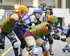 Charm City Roller Girls (Karol A Olson) Tags: rollerderby baltimore skates charmcityrollergirls ccrg nightterrors speedregime mar14 burnsarena annatazeya