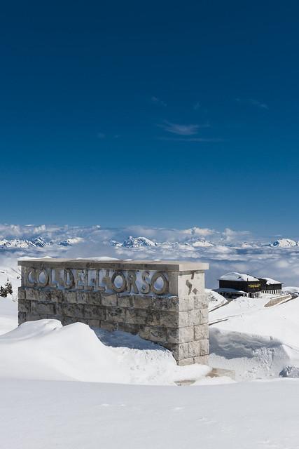 Monte Grappa, Sacrario di Cima Grappa