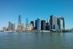 Manhattan (pburka) Tags: skyline manhattan wtc flickrandroidapp:filter=none