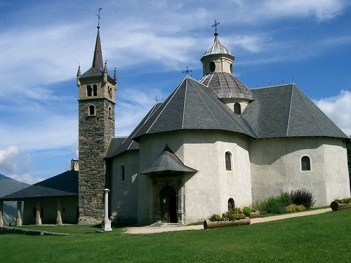 Saint-Martin-de-Belleville, ND-de-la-Vie © K. Mugnier - Fondation Facim
