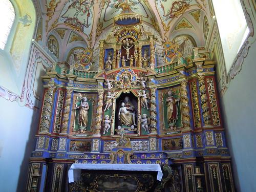 Peisey-Nancroix, sanctuaire ND des Vernettes © D. Dereani - Fondation Facim