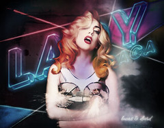 "Blend - ""feat."" da Geração¹ (Lucas de Andrade) Tags: monster lady ball n r kelly edit gaga blend feat devid"