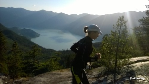 Sea to Sky running Squamish 7