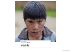 (El grito lquido) Tags: portrait people peru project google child gente retrato country photographers per vision peruvian equal proyecto autocomplete racismo buscadores fotgrafos igualdad iniciativa prejuicio nacionalidades prejucide