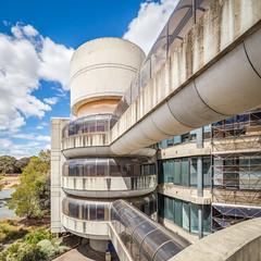 Callam Offices (Chimay Bleue) Tags: john andrews late modernism modernist design architecture 1970s concrete brutalism brutalist midcentury australia canberra woden callam callum offiecs offices