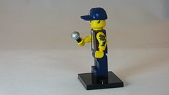Tattooed Rapper Brick Yourself Custom Lego Figure1