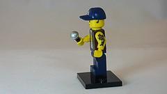 Tattooed Rapper Brick Yourself Custom Lego Figure1