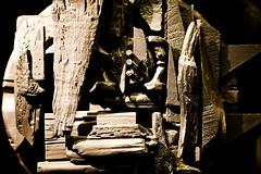 Clarwell (Thomas Hawk) Tags: blackmoon california louisenevelson museum sanfrancisco usa unitedstates unitedstatesofamerica deyoung deyoungmuseum sculpture fav10