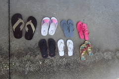 cool20130518 001 (RobandSheila) Tags: shoes flipflops