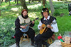 Music In The Woods  Tennessee Renaissance Festival 2013 (oldsouthvideo) Tags: music green castle festival musicians costume video memorial day tn tennessee queen fairy knights taylor knight faire troll swift fairies renaissance ik triune gwynn arrington knighting 2013