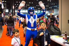 Power Ranger (Sean Davis) Tags: chicago comics illinois unitedstates powerrangers c2e2