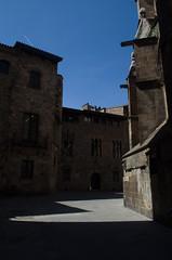 Barri Gòtic III (Whiteout art) Tags: barcelona travel familia architecture spain sagradafamilia sagrada