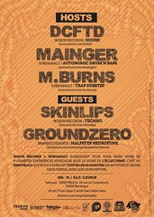 Flyer - Party#2- Verso