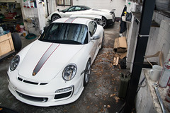 Extra White. (Alex Penfold) Tags: white alex car 4 911 super f porsche hyper 40 rs coupe supercar zonda litre supercars gt3 997 pagani penfold gt3rs hypercars supervettura